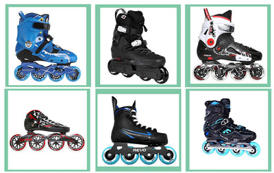 Types of Inline Skates – You need to know