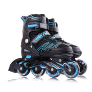 Kids Adjustable Inline Skates Wholesale 4 Wheel Inline Roller Skates RTS