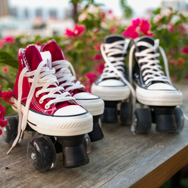 All Star Style Roller Skates, The Chuck Taylor Roller Skates