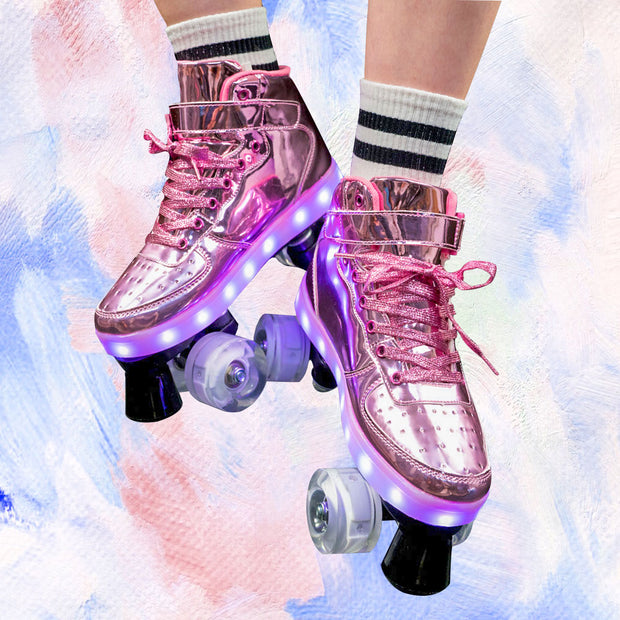The Flash Roller Skates