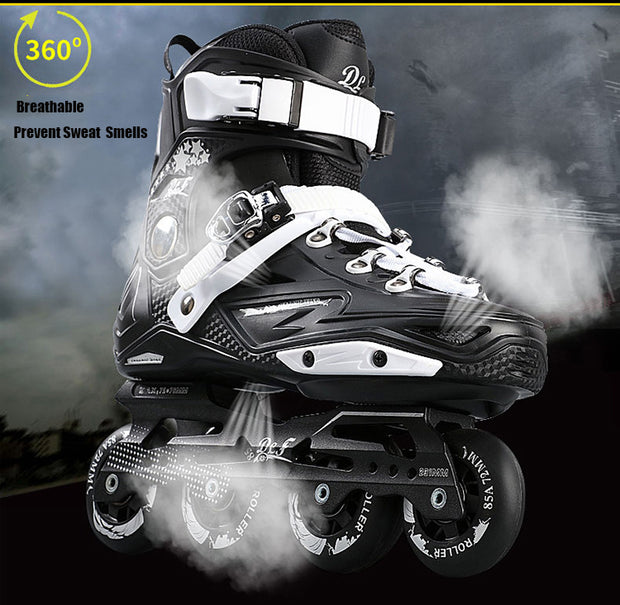 led rollerblades for women
