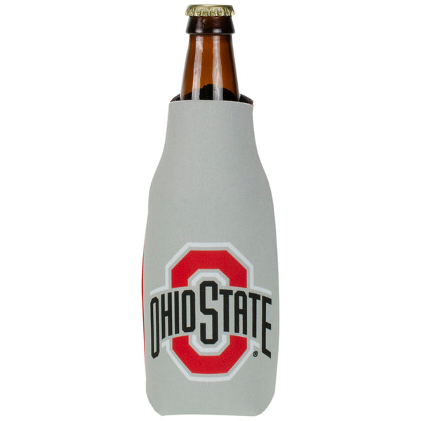 Ohio State 12 Oz. Bottle Coozie