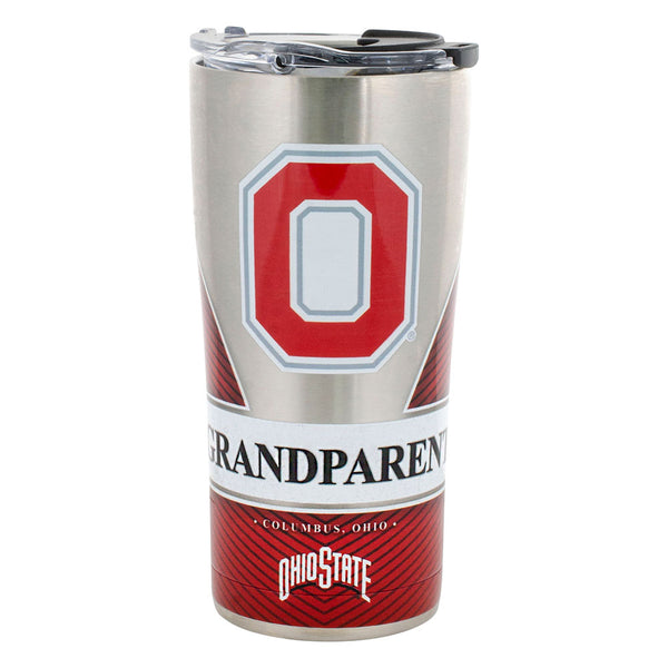 Ohio State 20 Oz. Grandparent Tumbler