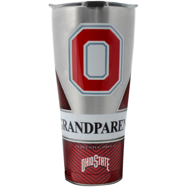 Ohio State 30 Oz. Grandparent Tumbler