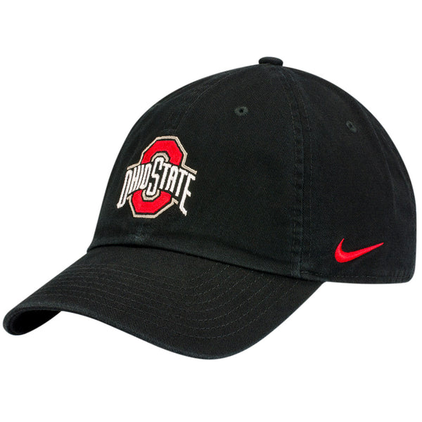 Ohio State Buckeyes Nike Primary Structured Adjustable Hat
