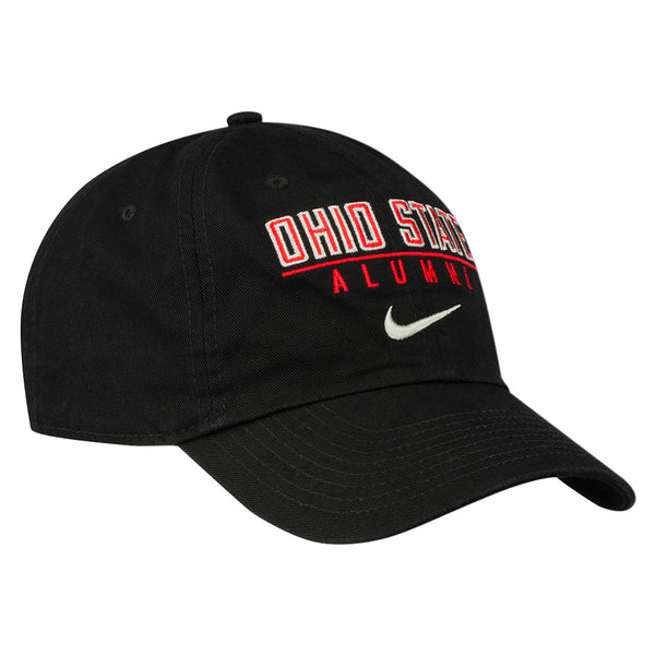 Ohio State Nike Campus Alumni Unstructured Adjustable Hat