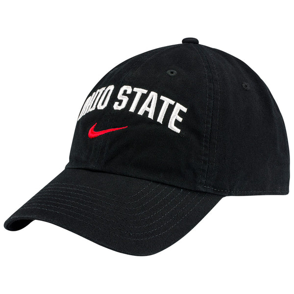 Ohio State Nike Wordmark Structured Adjustable Hat