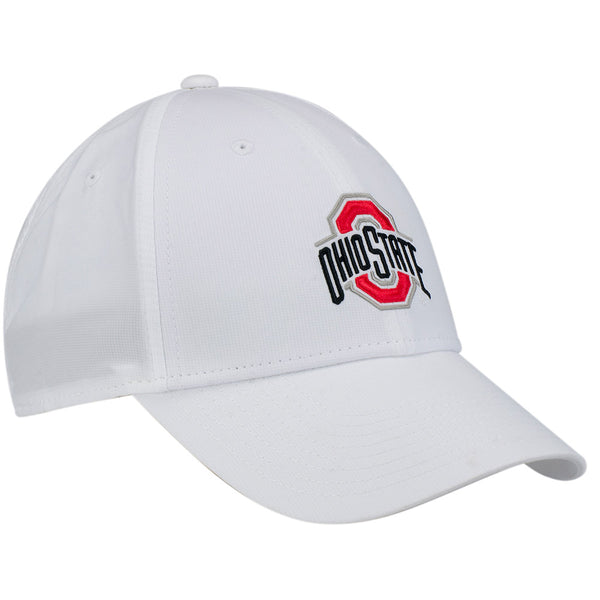 Ohio State Buckeyes Nike Primary Dri-FIT Structured Adjustable Hat