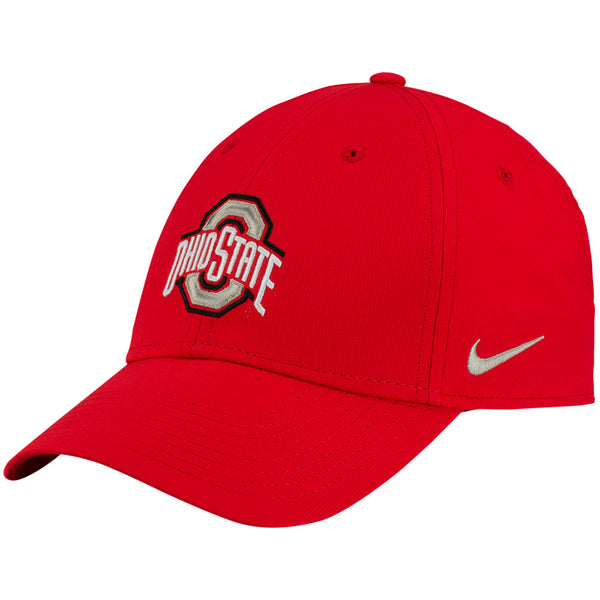 Ohio State Nike Dri-FIT Primary Structured Adjustable Hat