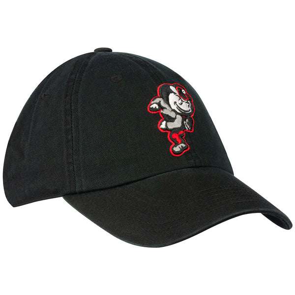 Ohio State Buckeyes Brutus Logo Unstructured Adjustable Hat