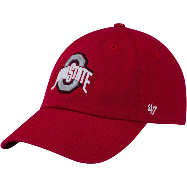 Ohio State Buckeyes Clean Up Primary Unstructured Adjustable Hat