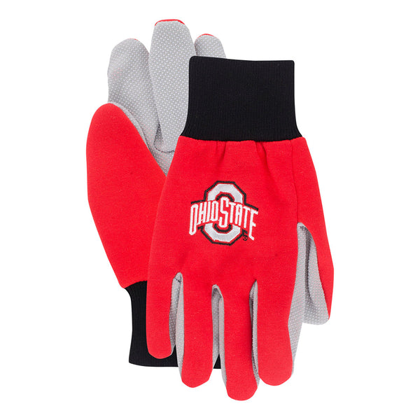 Ohio State Buckeyes Utility Gloves