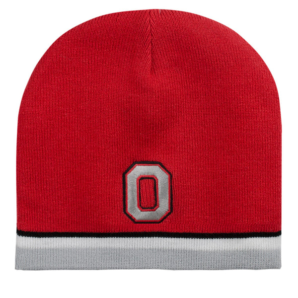 "Ohio State Block ""O"" Knit Hat"