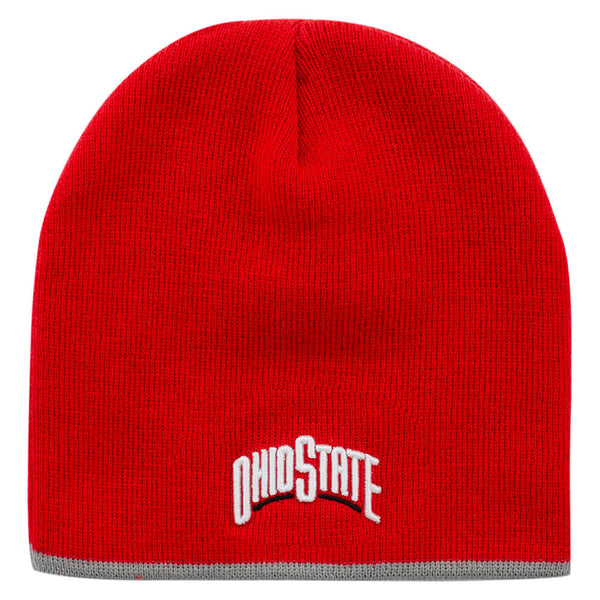 Ohio State Buckeyes Campus Classic Knit Hat