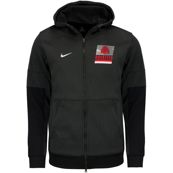 Ohio State Nike Therma Full Zip