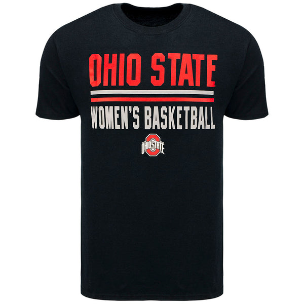 Ohio State Buckeyes Sport Hit Women's Basketball T-Shirt