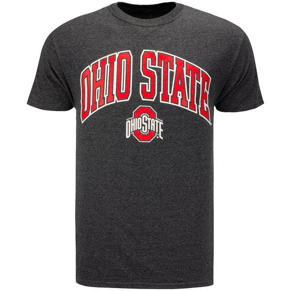 Ohio State Buckeyes Wordmark Midsize T-Shirt