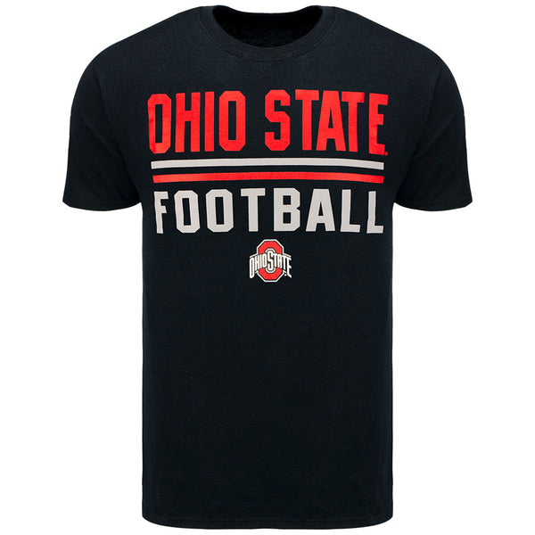 Ohio State Buckeyes Sport Hit Football T-Shirt