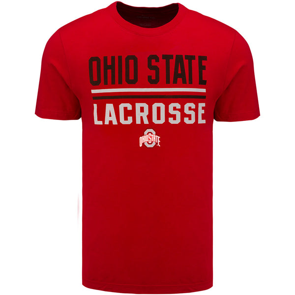 Ohio State Buckeyes Sports Hit Lacrosse T-Shirt