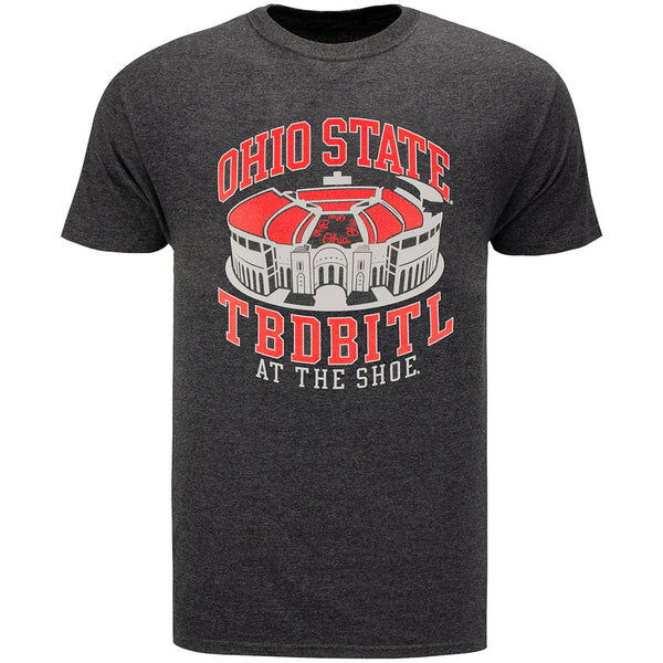 Ohio State Buckeyes At The Shoe T-Shirt