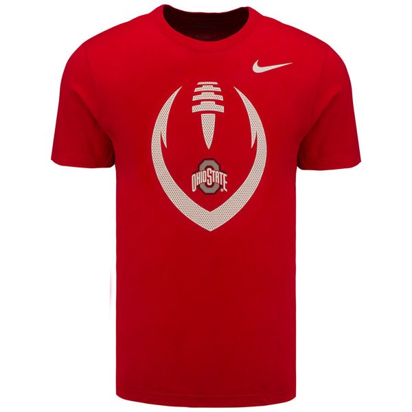 Ohio State Buckeyes Legend Icon Football T-Shirt
