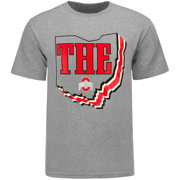 Ohio State Buckeyes 'THE' State T-Shirt