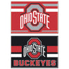 Ohio State Buckeyes Rectangle Magnet 2-Pack