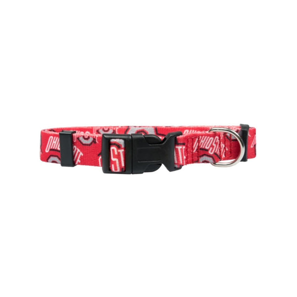 Ohio State Buckeyes Pet Collar