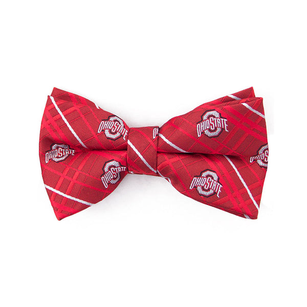 Ohio State Buckeyes Oxford Bow Tie