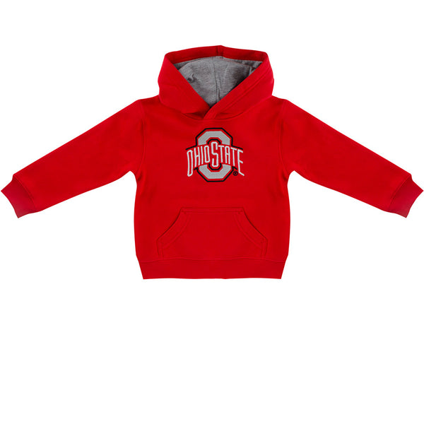 Toddler Ohio State Primary Hooded Sweatshirt