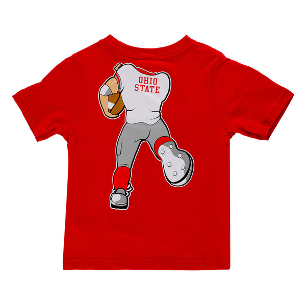 Toddler Ohio State Yard Rush T-Shirt