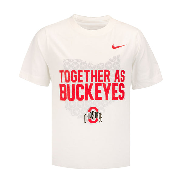 Youth Ohio State Nike Together As Buckeyes Fan