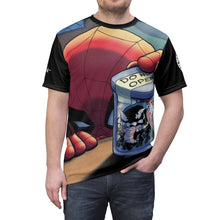 Load image into Gallery viewer, Venom Jar - Meents Illustrated Authentic - Full Sublimated Cut & Sew Tee - JAXGFX