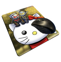 "Load image into Gallery viewer, ""Antman & Wasp"" Meents Illustrated Authentic Mouse Pad"