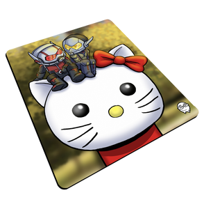 """Antman & Wasp"" Meents Illustrated Authentic Mouse Pad"