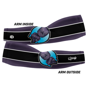 """Black Panther"" Meents Illustrated Authentic Arm Sleeve"