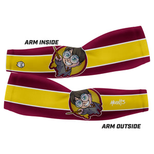 """Harry Potter"" Meents Illustrated Authentic Arm Sleeve"