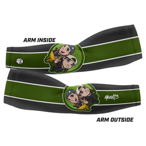 """Jay & Silent Bob"" Meents Illustrated Authentic Arm Sleeve"