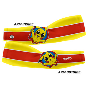 """Pika"" Meents Illustrated Authentic Arm Sleeve"