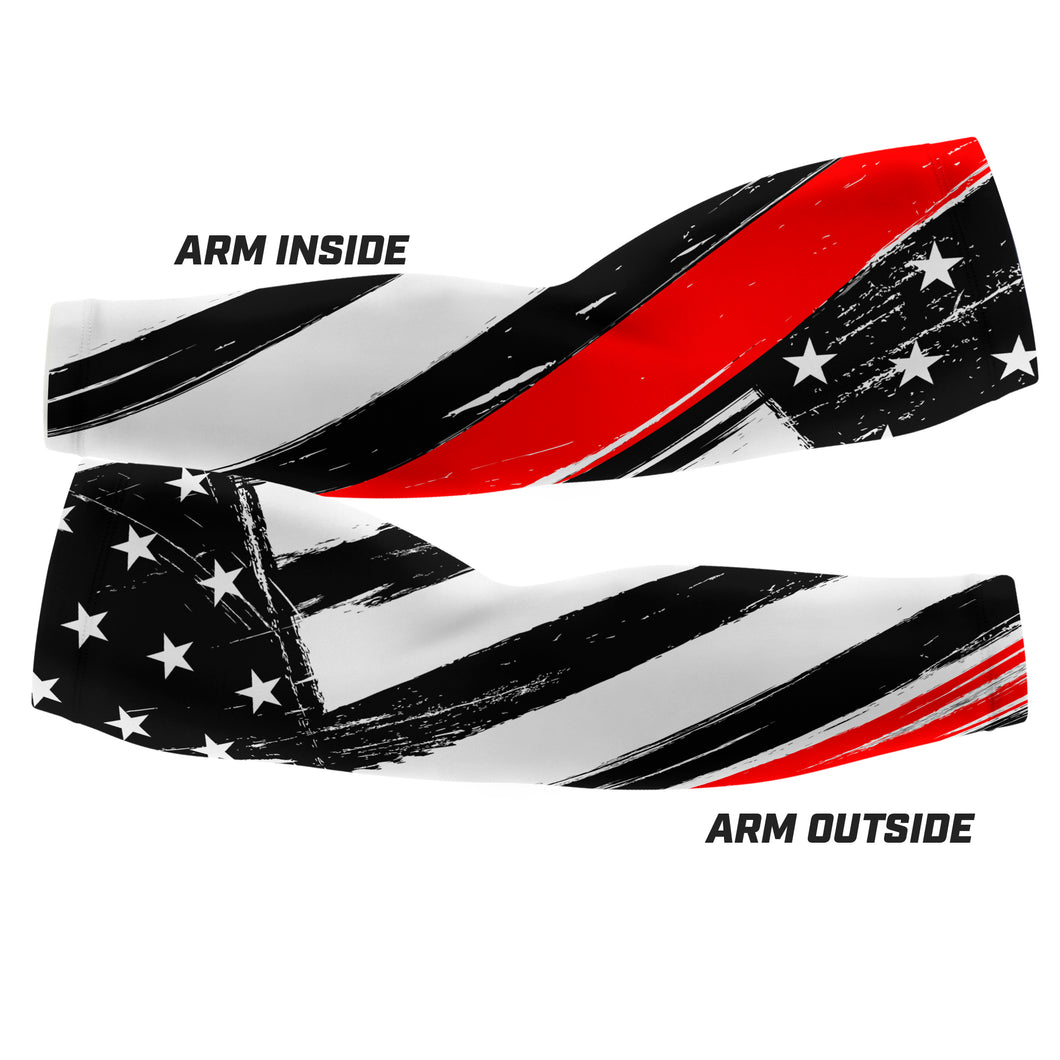 Thin Red Line - Arm Sleeves