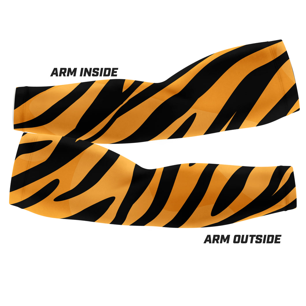 Tiger Print - Arm Sleeves