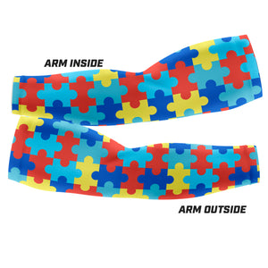 Autism Awareness - Arm Sleeves