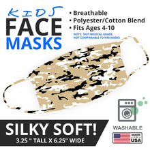 Load image into Gallery viewer, Saints Themed Camo Face Mask - By JAX - JAXGFX