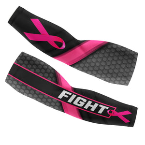 Breast Cancer Awareness Arm Sleeves