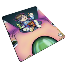 "Load image into Gallery viewer, ""DVA"" Meents Illustrated Authentic Mouse Pad"