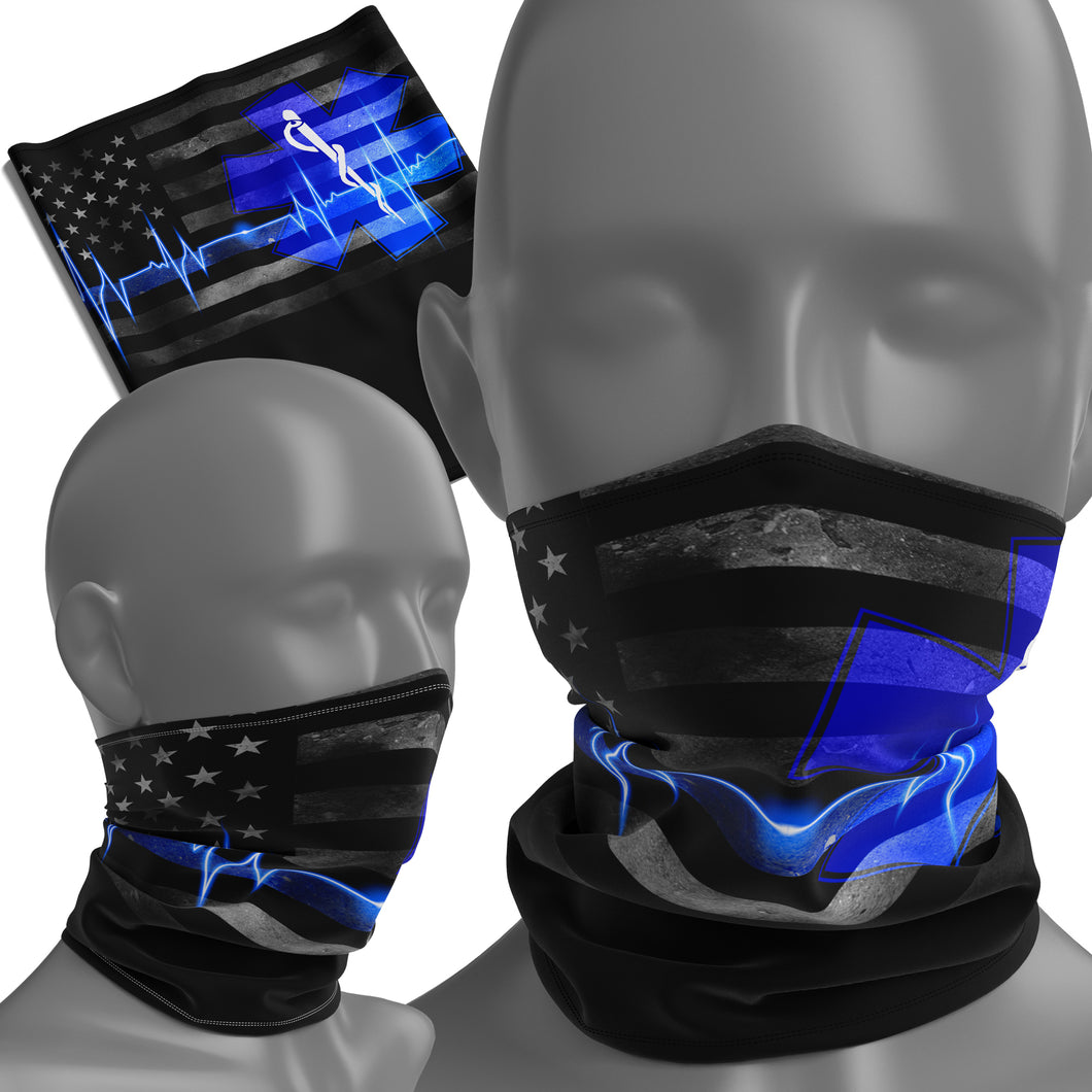EMT - Face Mask Neck Gaiter - Face Cover