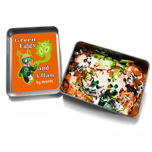 "Load image into Gallery viewer, ""Green Eggs & A Ham"" - Meents Illustrated Authentic Design - 120 Piece Jigsaw Puzzle"