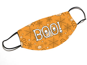 BOO! (V2)- Face Mask Designed By EVIE!