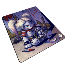 "Load image into Gallery viewer, ""Harley Markers"" Meents Illustrated Authentic Mouse Pad"