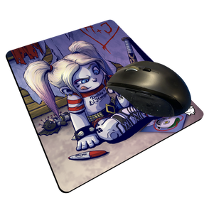"""Harley Markers"" Meents Illustrated Authentic Mouse Pad"
